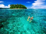 Beautiful reefs